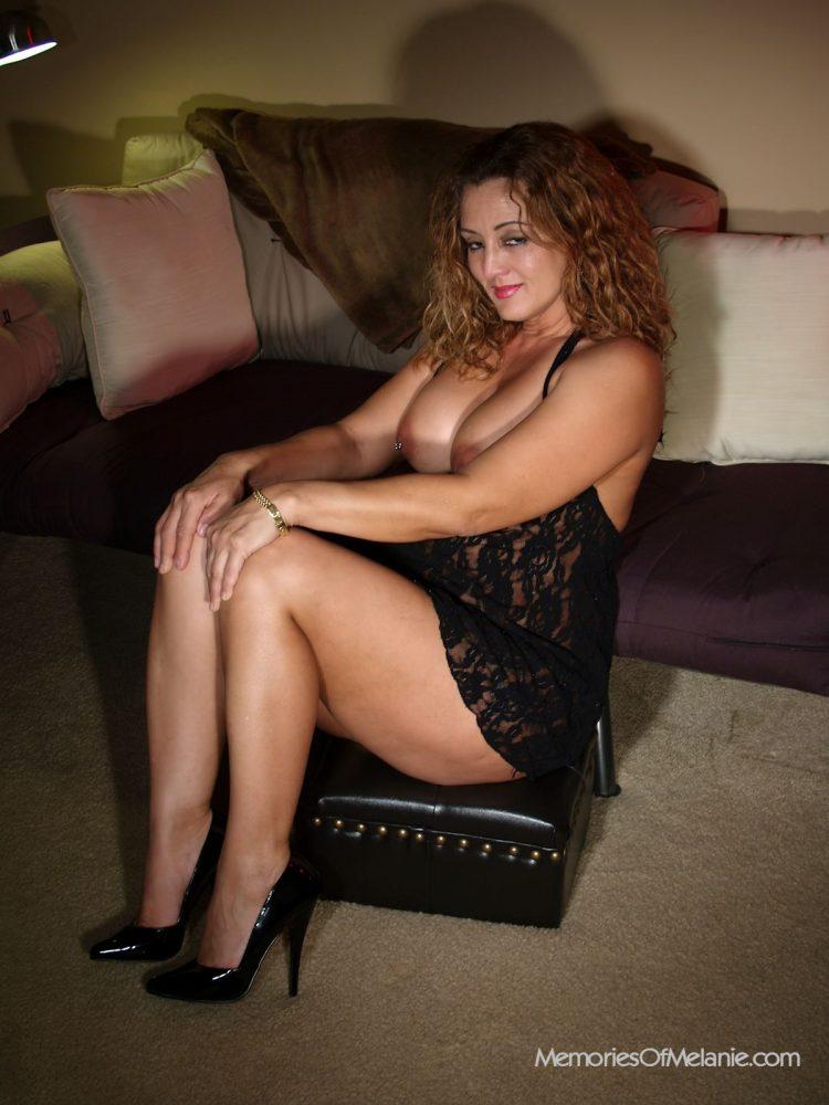 Intimate lingerie photo of Melanie.